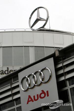 Deux constructeurs dans le DTM: Mercedes-Benz et Audi