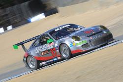 #87 Farnbacher Loles Racing Porsche GT3: Leh Keen, Dirk Werner