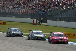 Susie Stoddart, Persson Motorsport, AMG Mercedes C-Klasse, devance Johannes Seidlitz, Kolles TME, Au