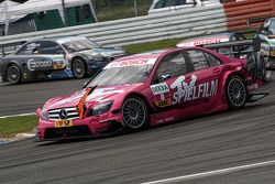 Susie Stoddart, Persson Motorsport, AMG Mercedes C-Klasse avec la carosserie de Gary Paffett, Team H
