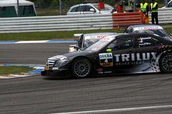 Katherine Legge, Audi Sport Team Abt Audi A4 DTM rentre dans la voiture de Ralf Schumacher, Team HWA