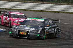 Johannes Seidlitz, Kolles TME, Audi A4 DTM devance Susie Stoddart, Persson Motorsport, AMG Mercedes