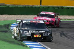 Katherine Legge, Audi Sport Team Abt Audi A4 DTM, devance Susie Stoddart, Persson Motorsport, AMG Me