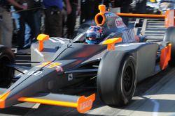 Ryan Hunter-Reay, Vision Racing prêt à se qualifier