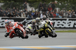 Nicky Hayden, Ducati Marlboro Team, James Toseland, Monster Yamaha Tech 3