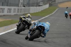 James Toseland, Monster Yamaha Tech 3, Loris Capirossi, Rizla Suzuki MotoGP