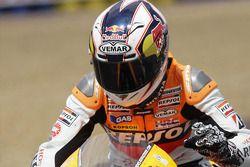 Третье место - Дани Педроса, Repsol Honda Team