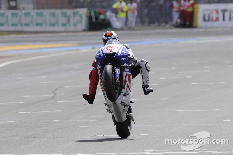 3º- GP de Francia 2009, Yamaha