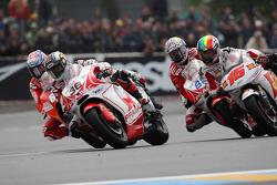 Mika Kallio, Pramac Racing, Alex De Angelis, San Carlo Honda Gresini