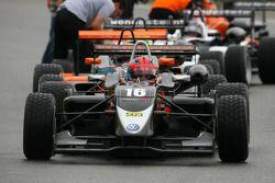 Jake Rosenzweig, Carlin Motorsport, Dallara F308 Volkswagen