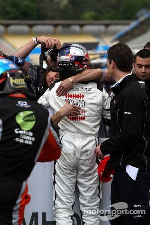 Vainqueur de la toute première course de Formule 3 EuroSeries de 2009 : Stefano Coletti, Prema Power