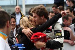 Vainqueur de la toute première course de Formule 3 EuroSeries de 2009 : Stefano Coletti, Prema Powerteam, Dallara F308 Mercedes