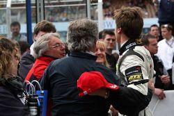 Winner of the very first 2009 Formula3 Euroseries race: Stefano Coletti, Prema Powerteam, Dallara F3