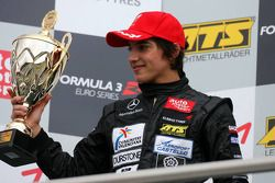 Podium, Roberto Merhi, Manor Motorsport