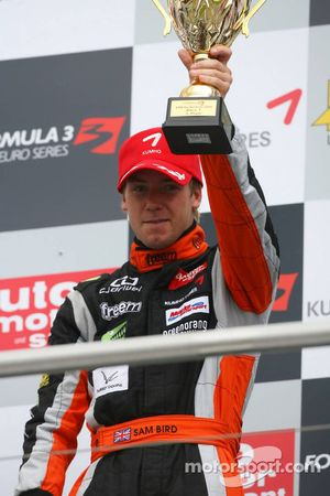 Podium, Sam Bird, Mücke Motorsport