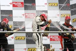 podium: 1st, Stefano Coletti, Prema Powerteam, Dallara F308 Mercedes; 2nd, Roberto Merhi, Manor Moto