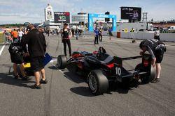Pedro Ferreira, Manor Motorsport, Dallara F308 Mercedes