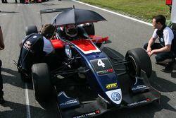 Jean-Karl Vernay, Signature, Dallara F308 Volkswagen