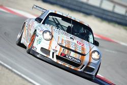 #02 Gruppe Orange Porsche 911 GT3 Cup: Nick Parker, Carl Skerlong