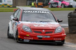 Matt Neal leads David Pinkney