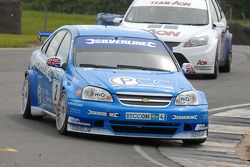 Mat Jackson leads Tom Chilton