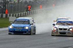 Jason Plato and Jonny Adam side by side