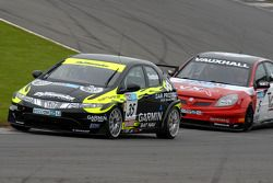 James Thompson leads Matt Neal