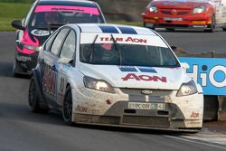 Tom Chilton leads David Pinkney and Andrew Jordan