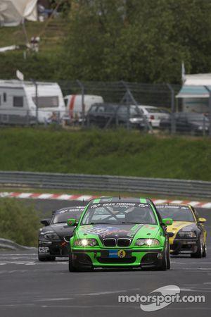 #163 Dolate Motorsport BMW E46 325i: Frank Haack, Jürgen Meyer, Udo Frey