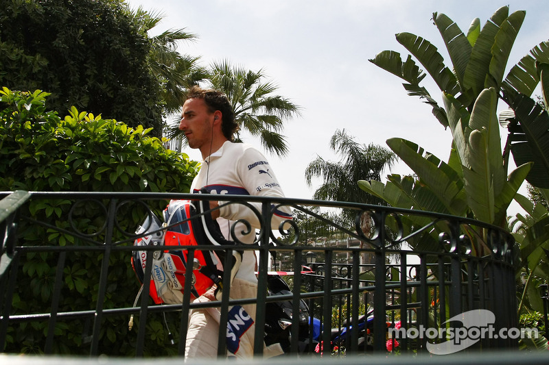 Robert Kubica, Grand Prix Monako 2009