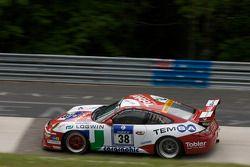 #38 RDM-Cargraphic-Logwin-Racing Porsche 997 GT3 Cup: Peter König, Steffen Schlichenmeier, Jacques Meyer, Kurt Ecke