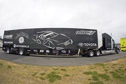 Le camion de Robby Gordon