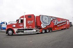 Le camion de Kasey Kahne