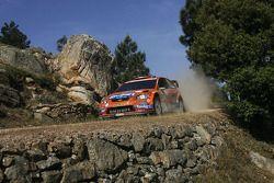 Хеннинг Сольберг и Като Менкеруд, Stobart VK M-Sport Ford World Rally Team, Ford Focus RS WRC 2008