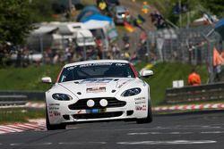 #72 Gentle Swiss Racing Aston Martin Vantage N24: Fredy Barth, Horst Philipp