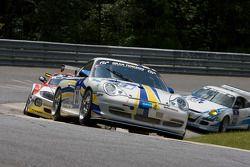 #33 Porsche Center Boras Porsche 996 GT3 Cup: Christer Pernvall, Cleas Lund, Hans Andreasson