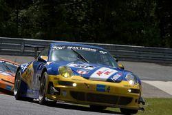 #30 Porsche 997 RSR: Kersten Jodexnis, Wolfgang Destrée