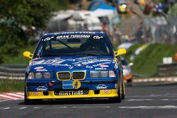 #157 MSC Wahlscheid e.V. i. ADAC BMW E36 318is: Michael Jestädt, Rolf Derscheid, Michael Flehmer, Werner Schlehecker