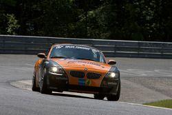 #176 Sartorius Team Black Falcon BMW Z4: Laurentius Michielse, Erik Peter Weijers, Ron Swart, Marc Colell