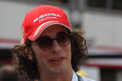 Enzo Ferrari, Great grandson of Piero Ferrari