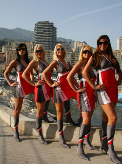 girls in Monaco
