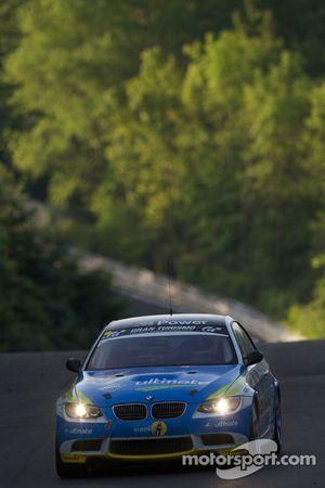 #60 Motorsport Arena Oschersleben BMW M3 GT4: Jorg Müller, Andy Priaulx, Jochen Ubler, Marcus Schurig