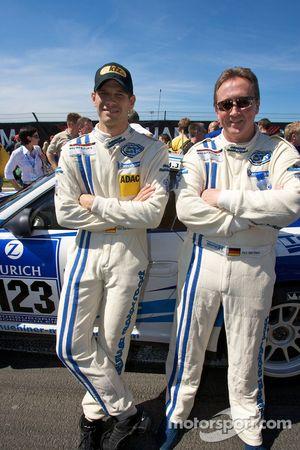 Tim Bergmeister et Heinz-Josef Bermes