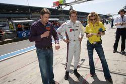 Christina Surer interview Marc Basseng