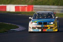 #147 AC Bergisch-Land e.V. BMW 335d GTR: Jan Ullrich, Thomas Stoltz, Mike Kluge, Harald Becker