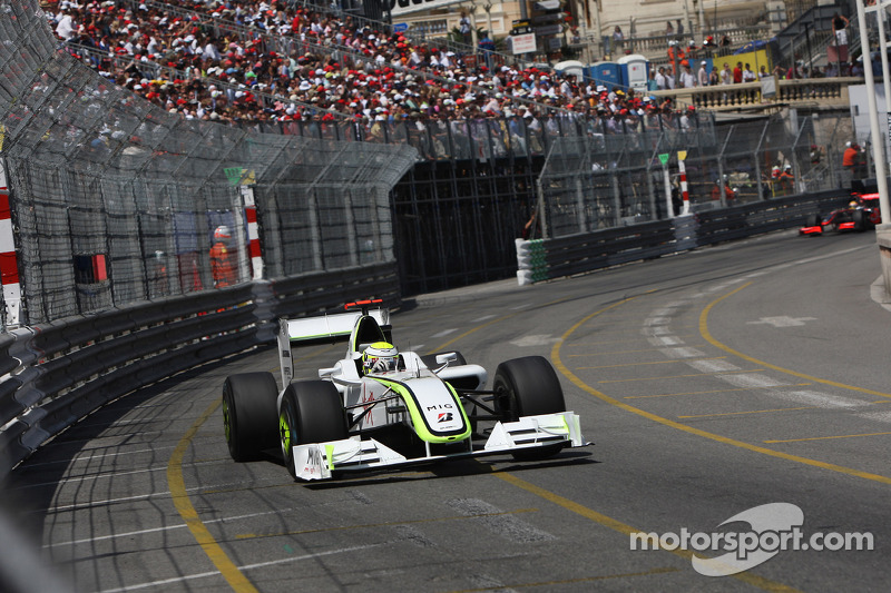 Jenson Button - 1 victoria (2009)