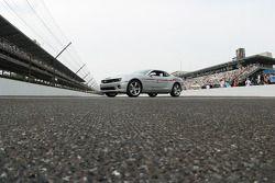 La Chevrolet Camaro est prête pour la photo