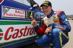 Race winner Jari-Matti Latvala