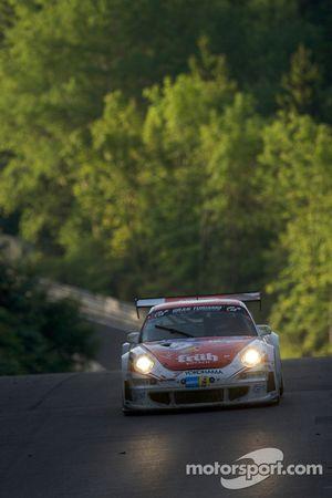 Frikadelli Racing Team Porsche 997 : Sabine Schmitz, Klaus Abbelen, Edgar Althoff, Kenneth Heyer
