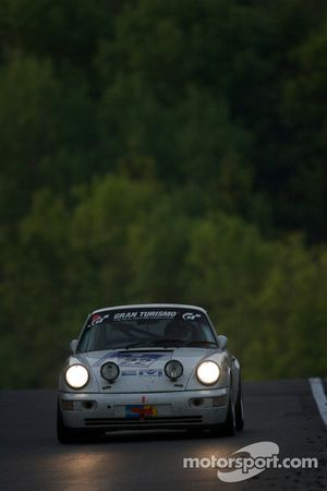 Scuderia Colonia e.V. Porsche 964 RS : Andreas Sczepansky, Georges Kuhn, Matthias Wasel, Thomas Wase